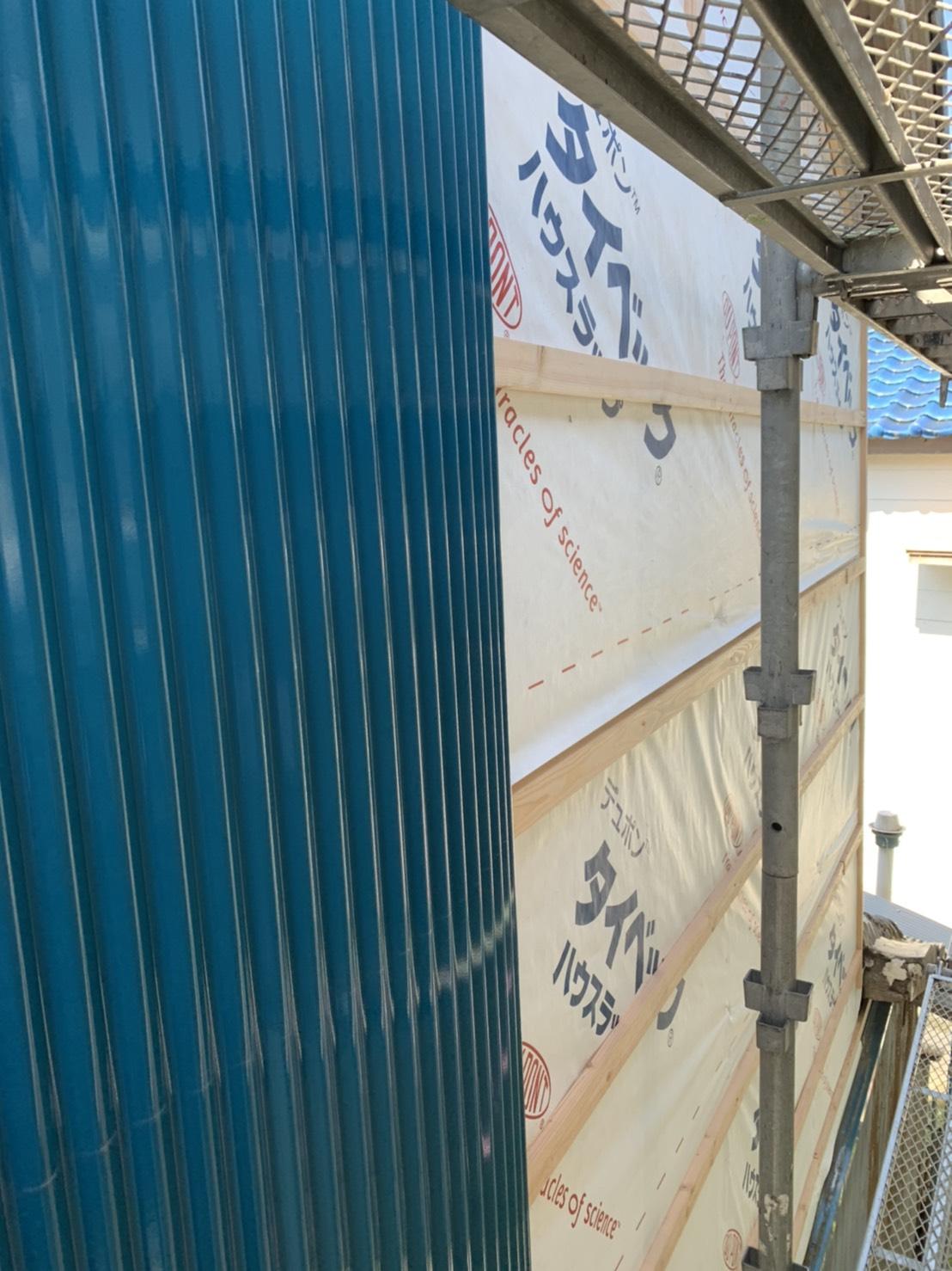 S様邸外壁補修工事