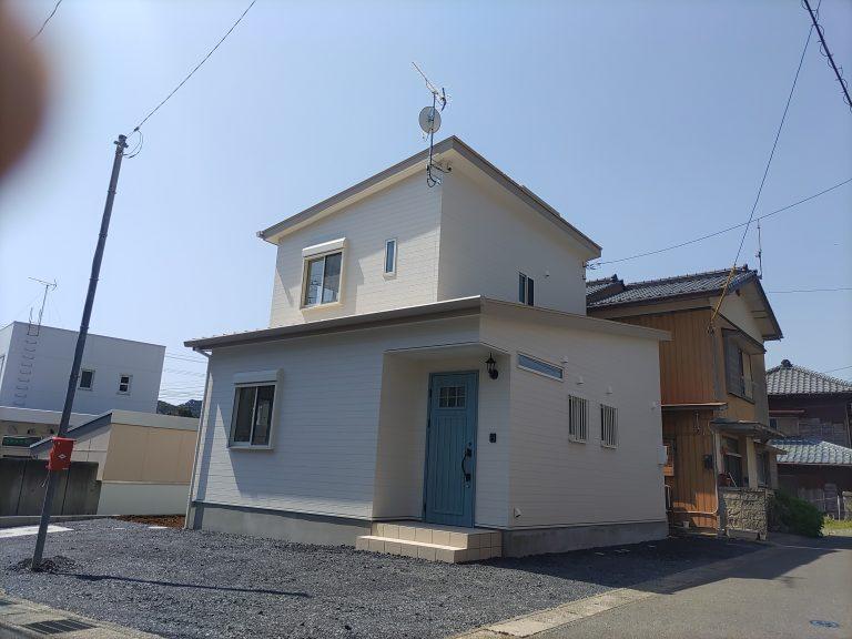 K様邸新築工事(鴨川市)